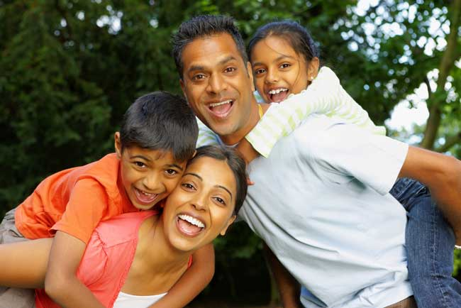 Remittance to your family in India