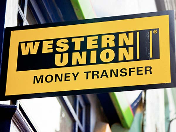 how to send money internationally using western union